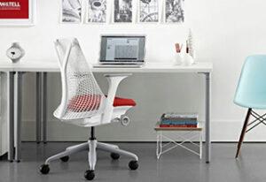 ハーマンミラーのオフィス家具で快適ワーケーションプラン